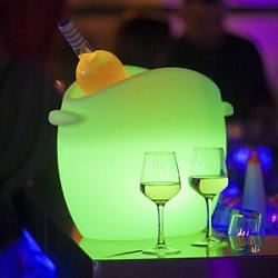 So Fresh LED Champagne Cooler