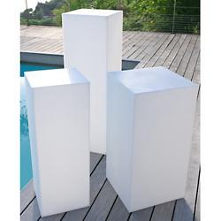Block Bluetooth LED Indoor / Outdoor Lamp