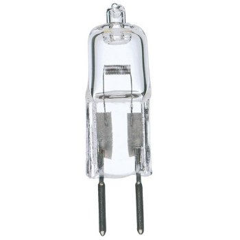 50W 24V T4 GY6.35 Halogen Clear Bulb
