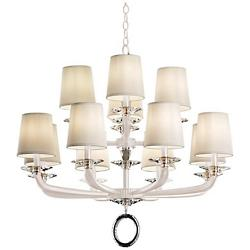 Emilea 12-Light Chandelier