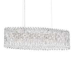 Sarella Oval Linear Suspension