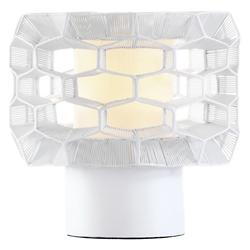 Honeycomb LED Table Lamp