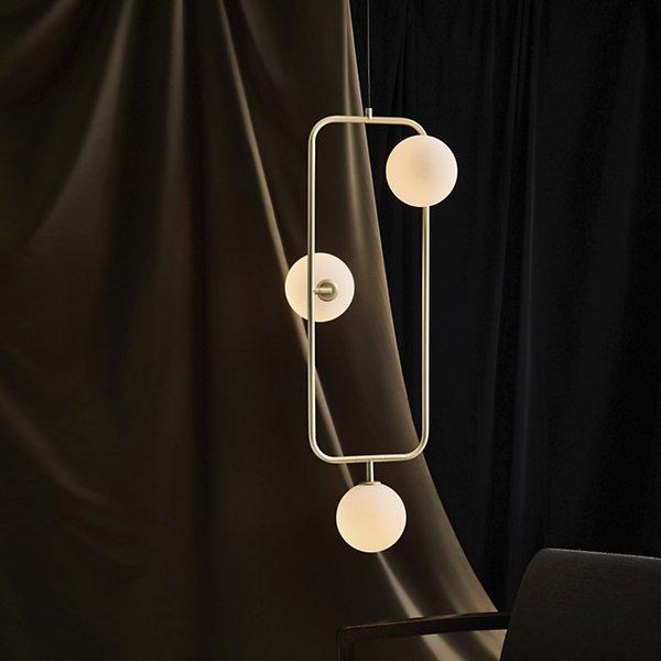 Sircle Triple Pendant