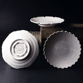 Diesel Machine Collection Salad Plate Set of 3