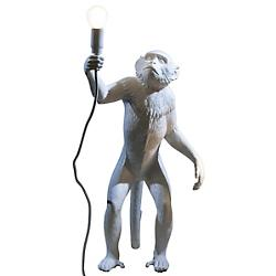 Monkey LED Standing Lamp (White) - OPEN BOX RETURN