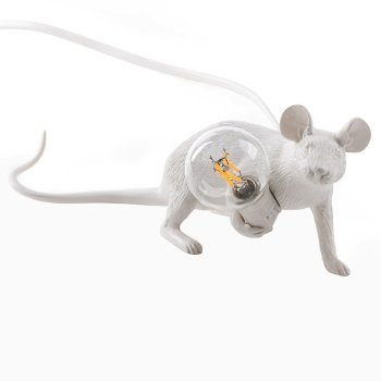 Mouse Lie Down Lamp