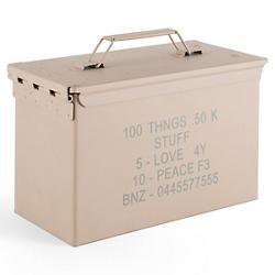 Peace Bullet Box