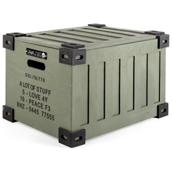 Trunk Wooden Box