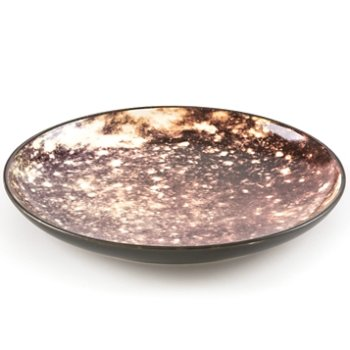 Cosmic Dessert Plate - Callisto