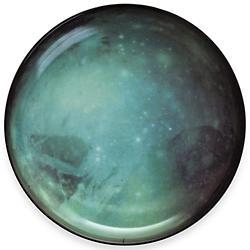 Cosmic Diner Dinner Plate - Pluto