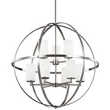 Alturas Two-Tier Chandelier