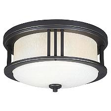 Crowell Outdoor Flushmount Light