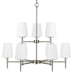 Driscoll Two-Tier Chandelier