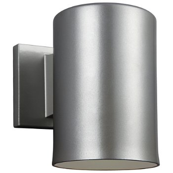 Shown in Painted Brushed Nickel finish, Small size