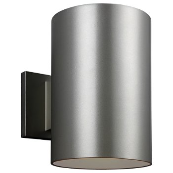 Shown in Painted Brushed Nickel finish, Large size