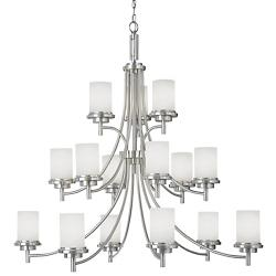 Winnetka Three-Tier Chandelier