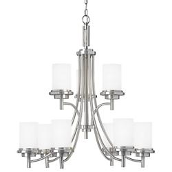 Winnetka Two-Tier Chandelier