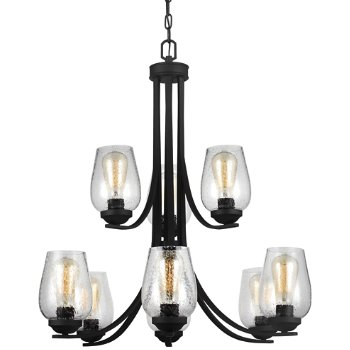 Morill Two-Tier Chandelier