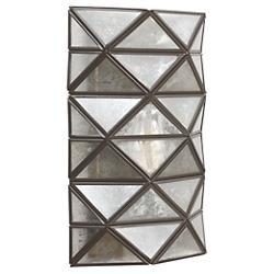 Harambee Wall Sconce (Heirloom Bronze/LED) - OPEN BOX RETURN