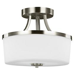 Hettinger Convertible Semi-Flushmount