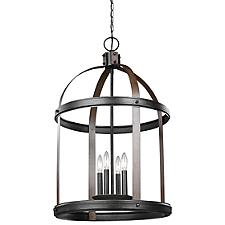 Lonoke Large Foyer Pendant