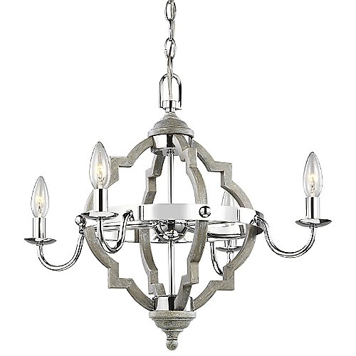 Socorro chandelier by sea gull lighting at lumens mozeypictures Image collections
