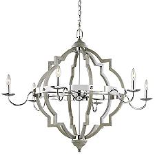 Socorro 6-Light Chandelier