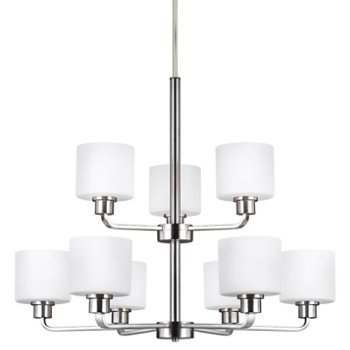 Canfield 2-Tier Chandelier