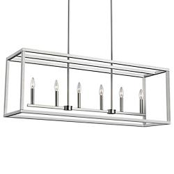 Moffet Street Linear Suspension