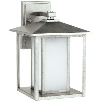 Shown in Weathered Pewter finish