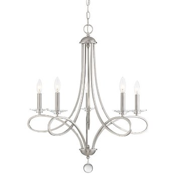 Arabelle 5-Light Chandelier