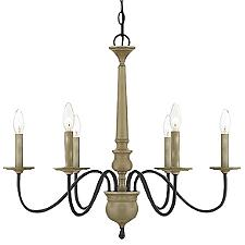 Sanger 6-Light Chandelier