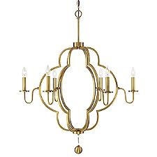 Nora 6-Light Chandelier