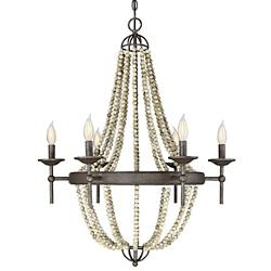 Sienna 6-Light Chandelier