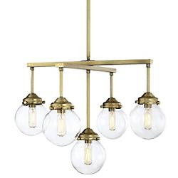 Parker 5-Light Chandelier