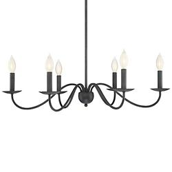 Hunter 6-Light Chandelier