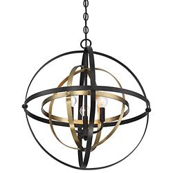 Nia 3-Light Chandelier