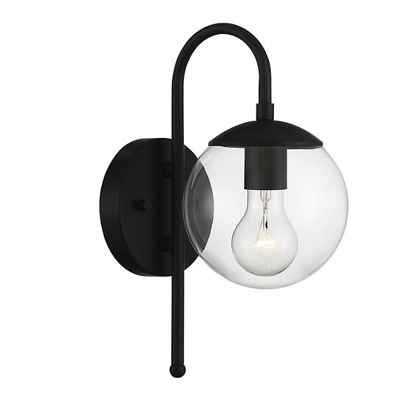 Isaiah Outdoor Wall Sconce