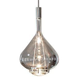Sky Fall LED Pendant (Transparent/Small) - OPEN BOX RETURN