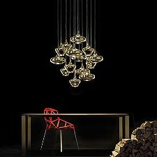 Nostalgia 14-Light LED Pendant Light