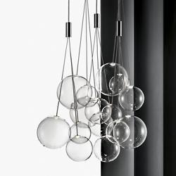 Random LED Multi-Light Pendant