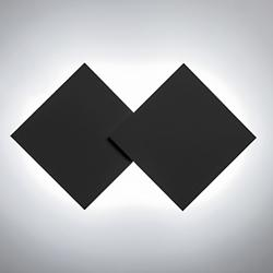 Puzzle LED Double Square Wall/Flushmount