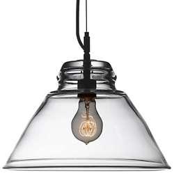 Simon Pearce Lighting Pendants Lampore At Lumens