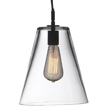 Cole Pendant Light, illuminated
