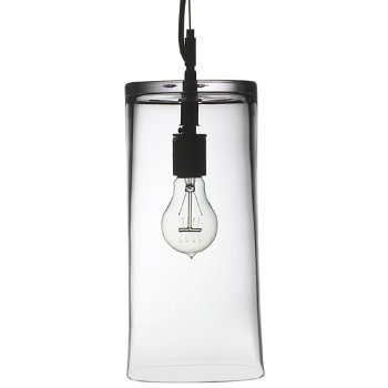 Emerson Wide Pendant Light, not illuminated