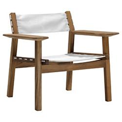 Djuro Lounge Chair with Fabric