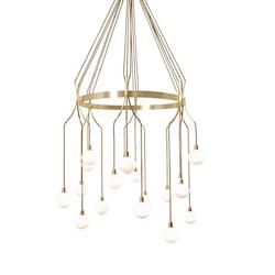 Drape Skirt Chandelier