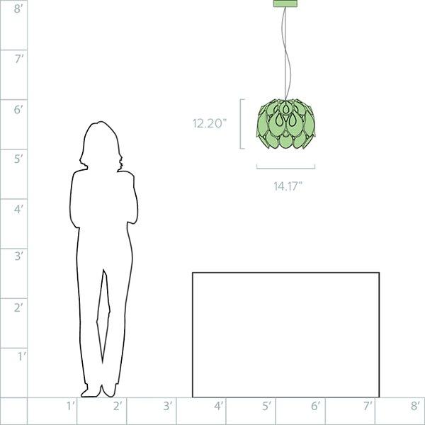 Flora Pendant
