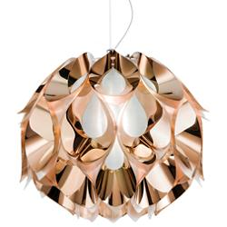 Flora Metal Pendant