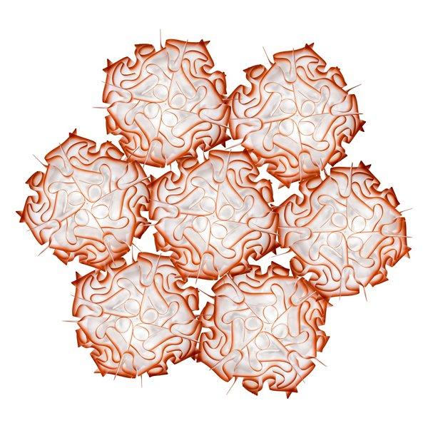 Veli 7 Cluster Pendant